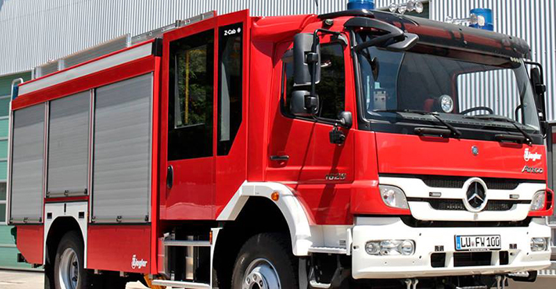 ZIEGLER at REAS 2019: the exhibition offer for the fire-fighting sector is growing