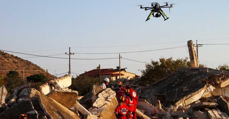Droni nelle emergenze: al REAS il convegno nazionale sull'impiego dei sistemi unmanned