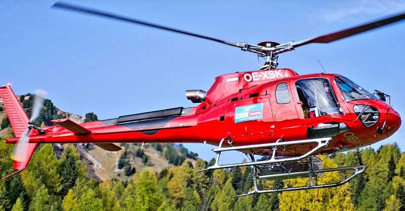 Heli Austria a REAS: una dimostrazione di antincendio boschivo con elicottero Airbus H125