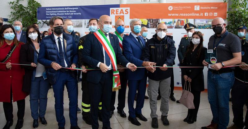 Un momento di ripartenza collettiva: inaugurata l'edizione 2021 di REAS